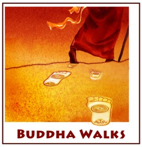Buddha Walks
