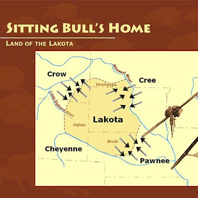 Ballad of Sitting Bull launch gallery