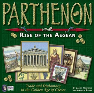 Parthenon Rise of the Aegean